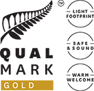 Qualmark Gold - highest quality New Zealand Experiences