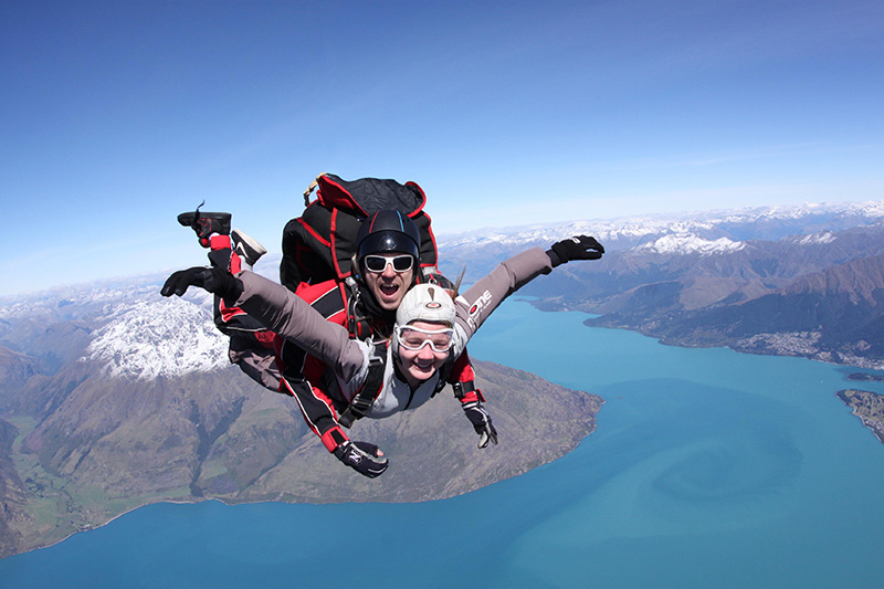 Luxury Escapes New Zealand Tours Queenstown Ultimate Jump