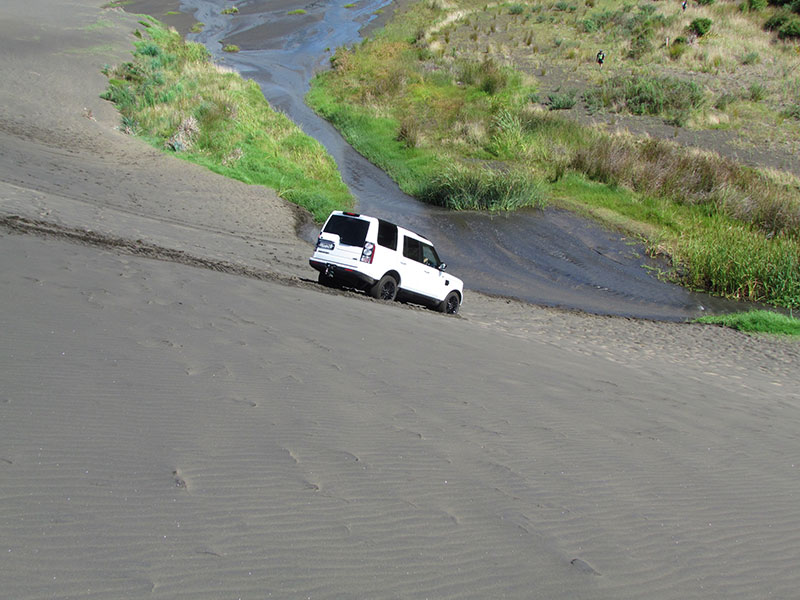Auckland Day Trips - Scenic Off-Road 4WD Tours