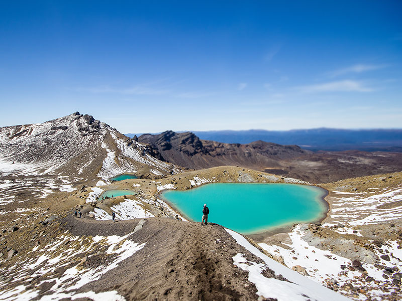 Eco Travels Tongariro National Park - photo: Sasha Photography