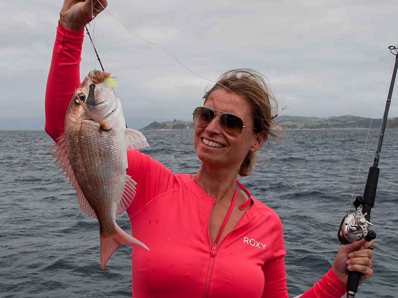 Family Trip Auckland Fishing Charters