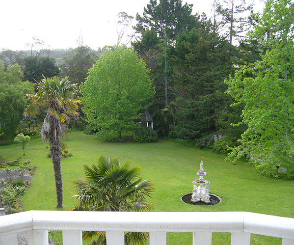 Kaurilands Estate luxury accommodation Auckland