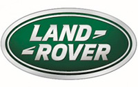 Land Rover vehicles logo