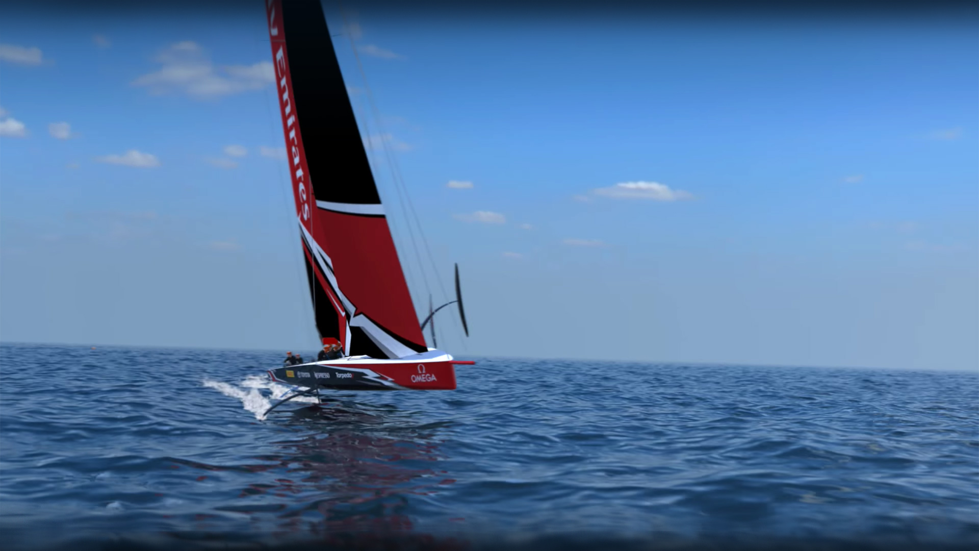 Auckland City America's Cup 2021 with Luxury Escapes.