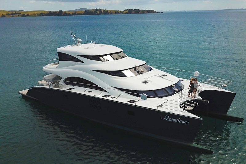 Auckland Luxury Fishing Charters - Superyacht Charter Boat Trips