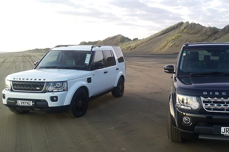 Our Love My New Zealand Land Rover Vehicles